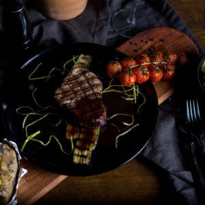 Steak & Fisch