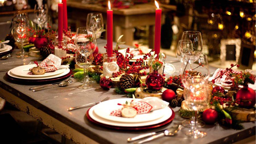 Exklusive Weihnachtsfeiern
